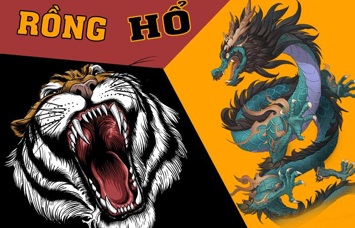 Cách Chơi Rồng Hổ – Luật chơi Dragon Tiger dễ thắng trận cho người mới