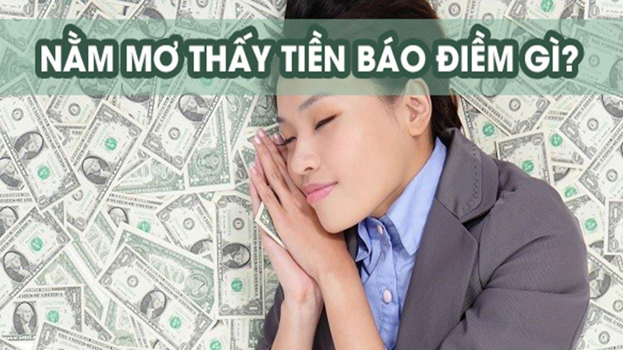 Giải mã giấc mơ: Nên đánh con gì khi nằm mơ thấy tiền
